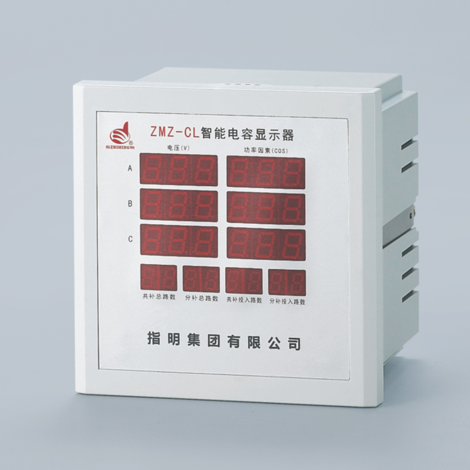 ZMZ-CL Low Voltage Reactive Compensation Controller (For ZMZ-X Intelligent Capacitor)