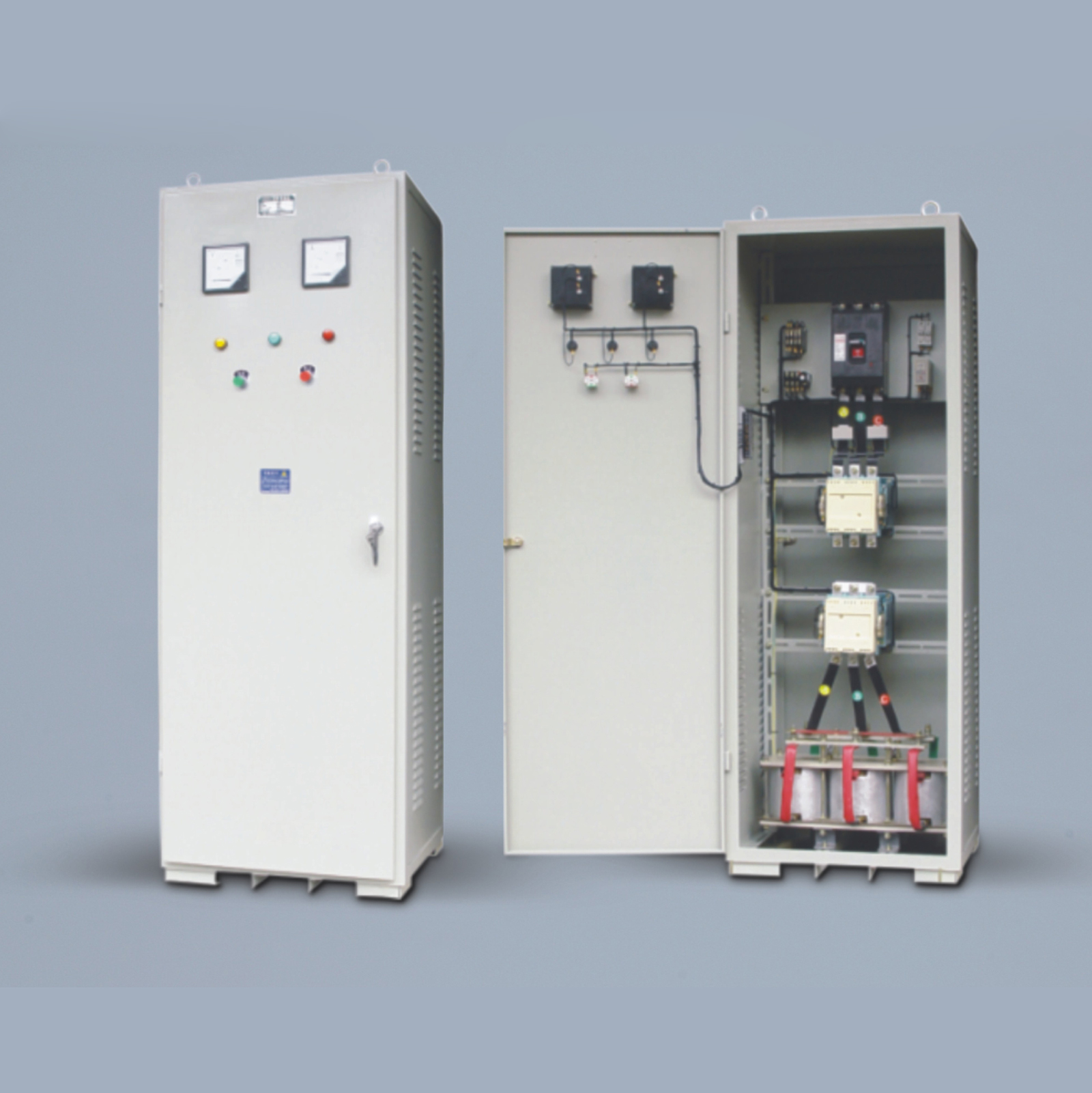 XQP Series frequency-sensitive starting cabinet