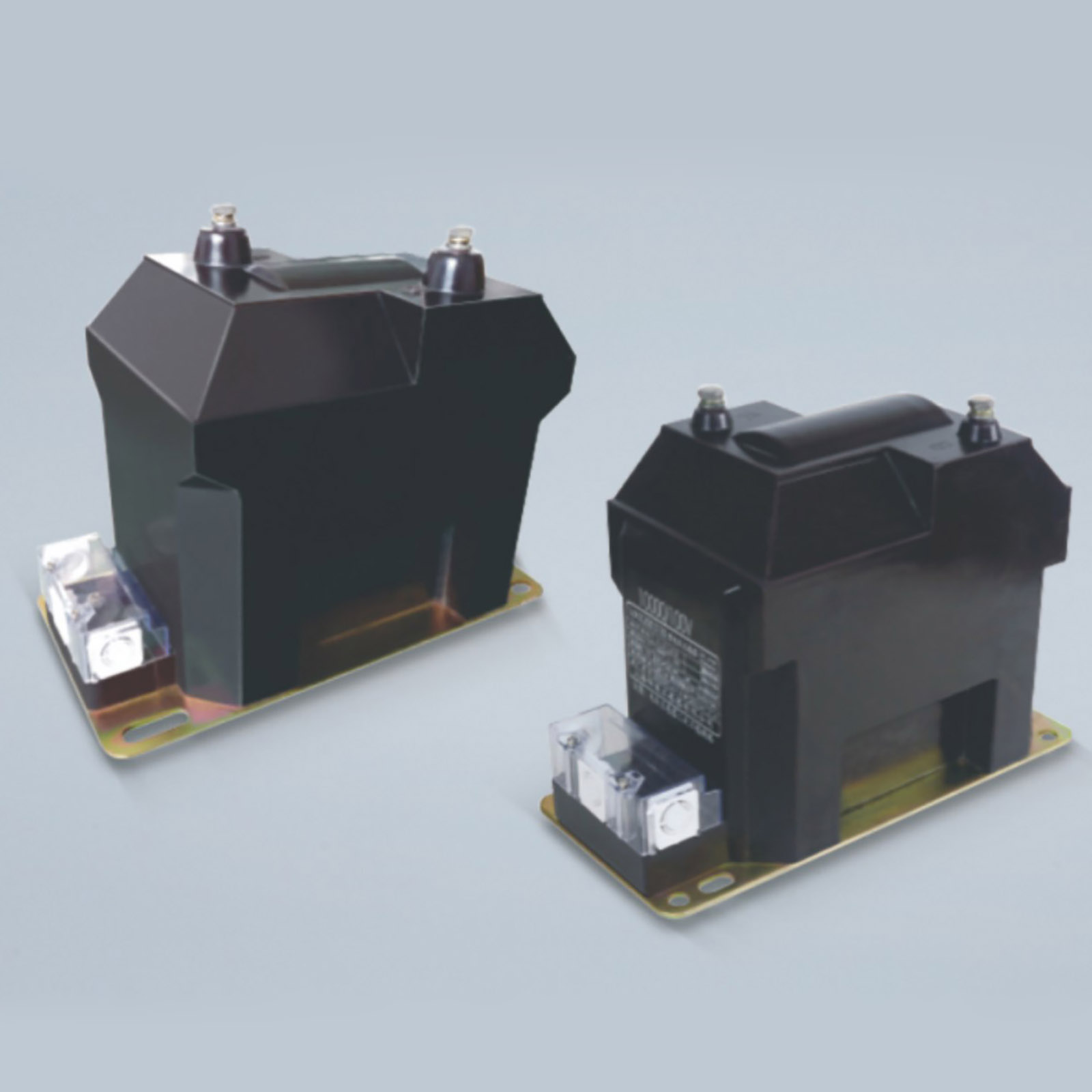 JDZ10-3,6,10; JDZF10-3,6,10 Single-phase, fully-encolsed voltage transformers