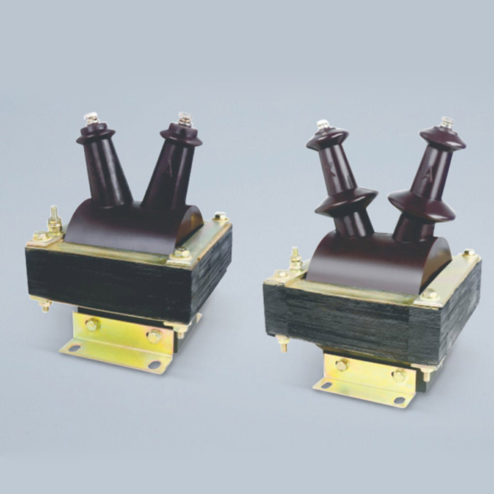 JDZ(J)-3,6,10 Single-phase, semi-encolsed voltage transformers