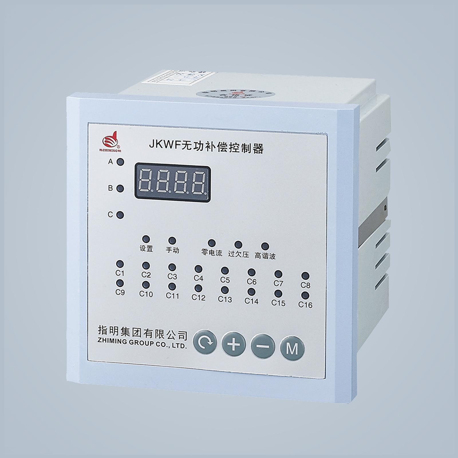 Jkwf W Intelligent Reactive Power Compensation Controller Zhiming Group Co Ltd