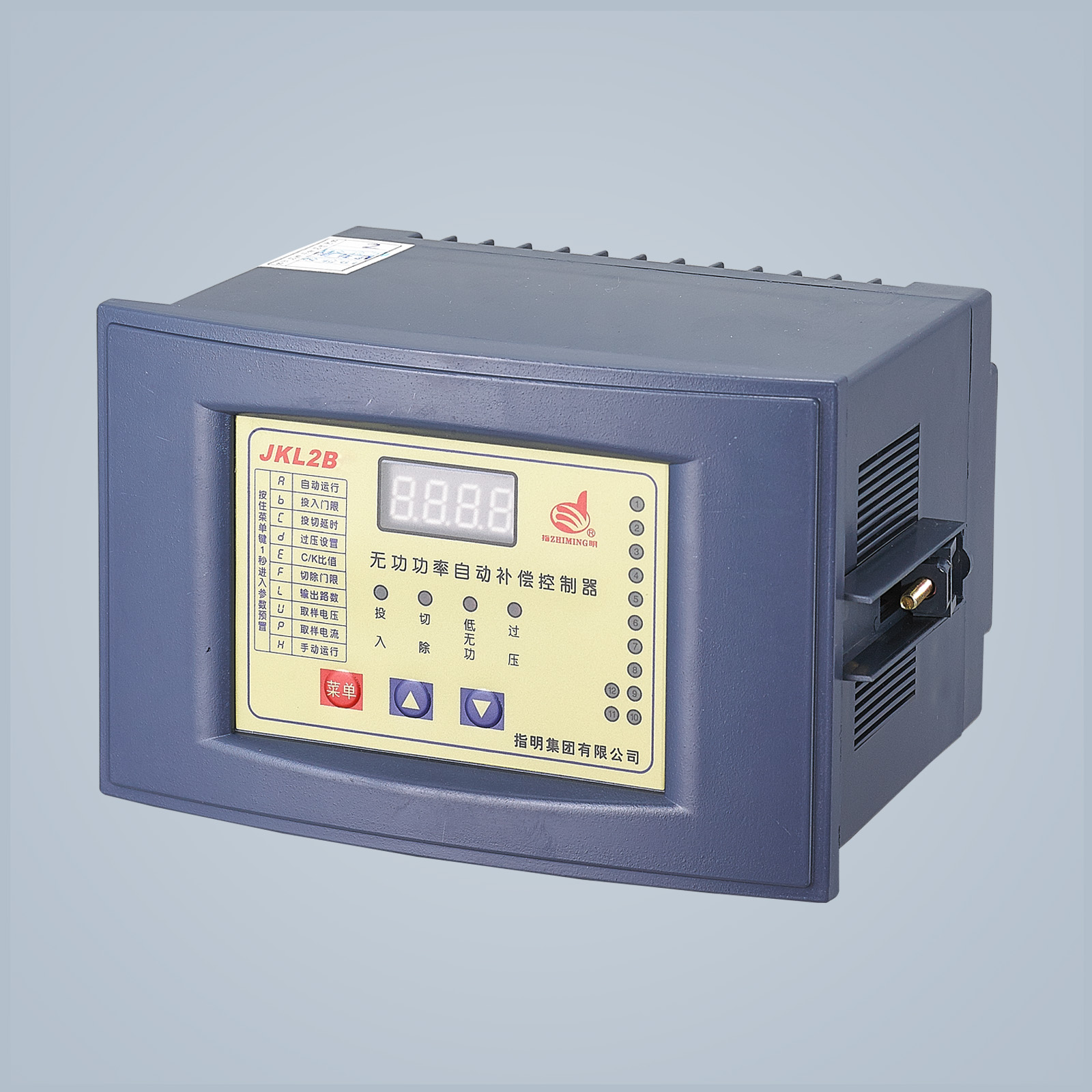 JKL2B Series Reactive power auto-compen sation controller 380V