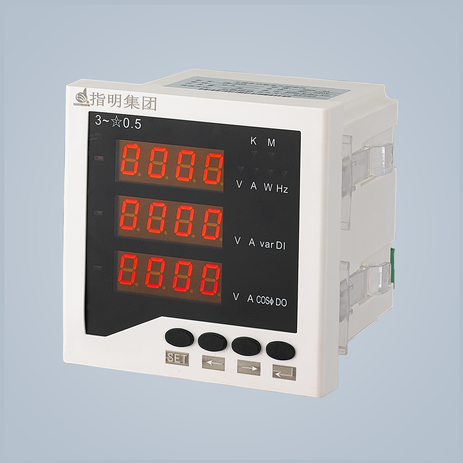 LED Series Multi-function monitoring instrument