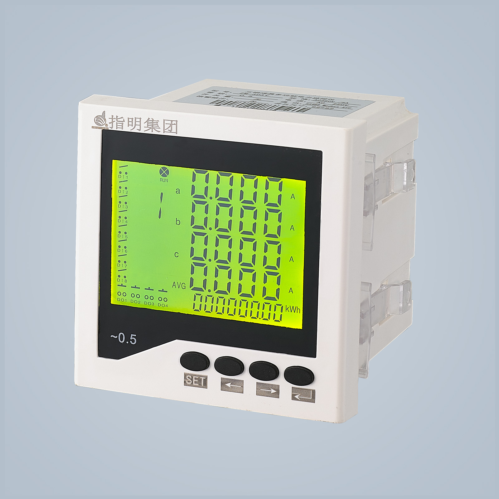 LCD Series Multi-function monitoring instrument