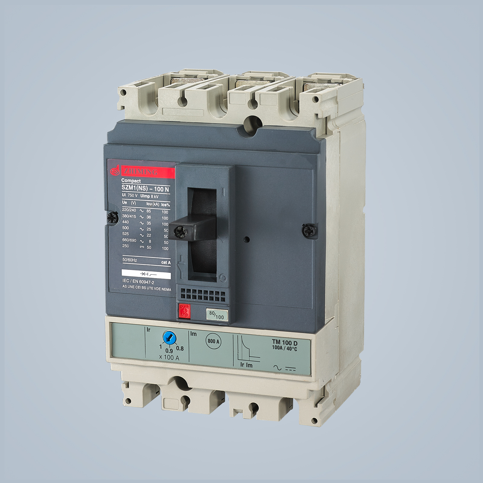 SZM1(NS)Series moulded case circuit breaker (electronic type)